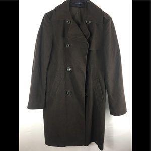 Gap Brown long winter coat size medium